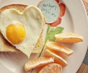 breakfast, food, and orange image
