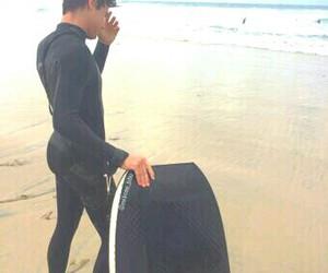 cameron dallas, magcon, and beach image