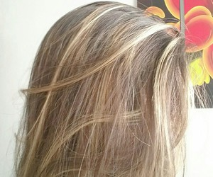 blond, cabelo, and girl image