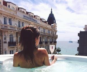 girl, luxury, and summer image