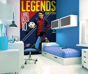 decore, football, and home image