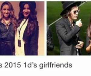 girlfriend, Harry Styles, and shopia smith image