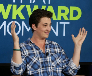 that awkward moment and miles teller image