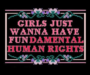 feminism and girls image