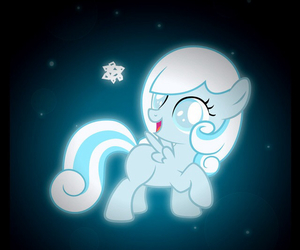 MLP and snow drop image