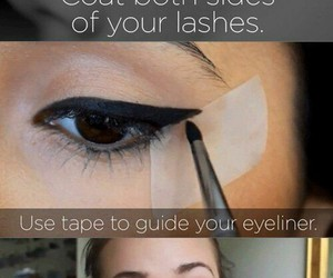 beauty, makeup, and tips image
