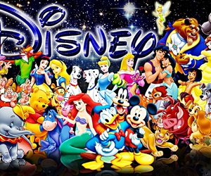 disney, princess, and character image