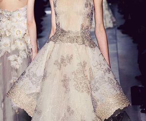fashion, haute couture, and Valentino image