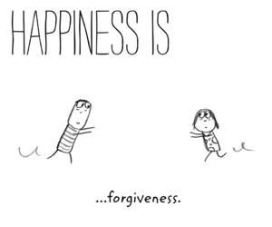 forgiveness, funny, and quote image