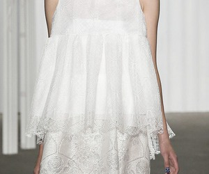 bride, chic, and cool image