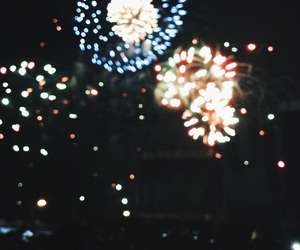 black, fireworks, and on the road again image