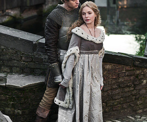 the white queen, max irons, and elizabeth woodville image