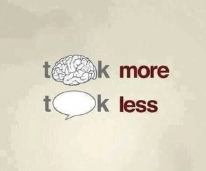 less, more, and Or image