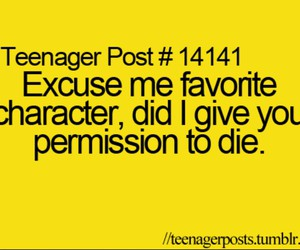 book, teenager post, and funny image
