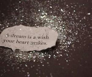 Dream, wish, and heart image