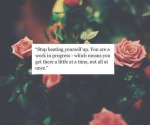 inspiration, you can do it, and quotes image