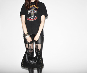 fashion, grunge, and hipster image