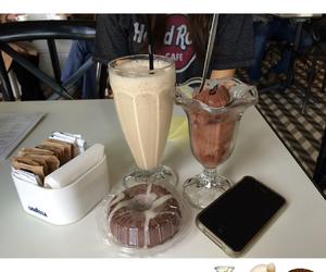 gelato, malta, and a image