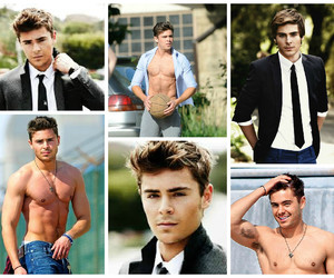 Hot, sixpack, and zac efron image