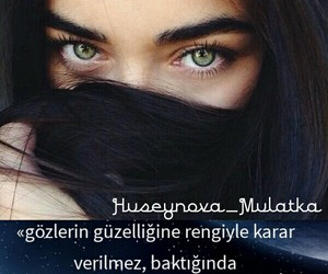 eyes, words, and sözler image