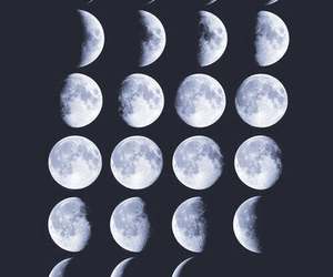 background, moon, and wallpaper image