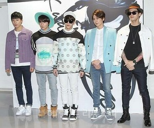 ricky, teen top, and changjo image