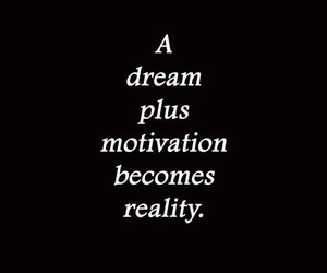 motivation and Dream image