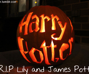 Halloween, harry potter, and hp image