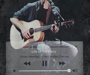 shawn mendes, guitar, and music image