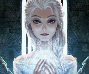 elsa, disney, and disney princess image