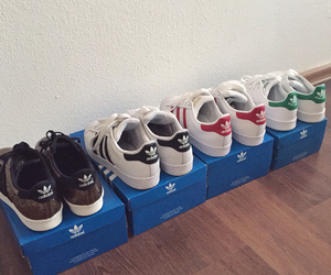 adidas, collection, and stansmith image