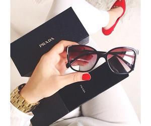 Prada, fashion, and style image