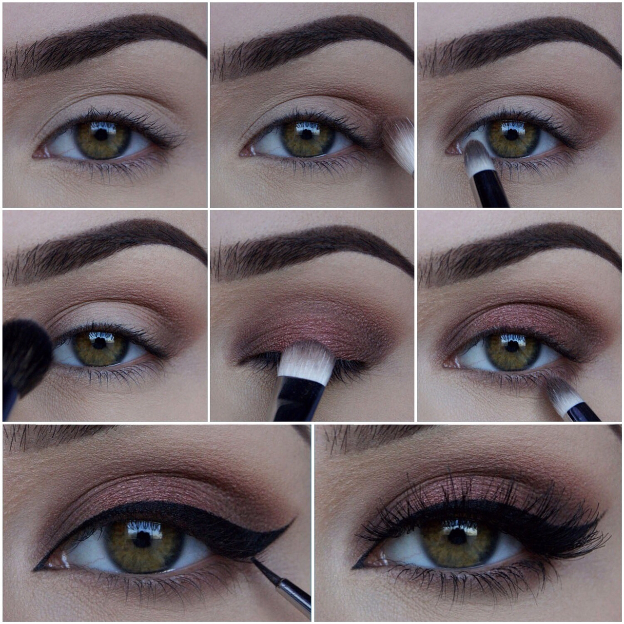 Tutorial Cooper Eye Uploaded By Paulina Miau