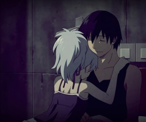 hei, yin, and darker than black image