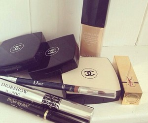 chanel, dior, and YSL image