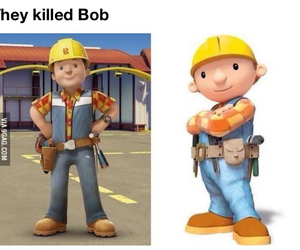 bob and funny image