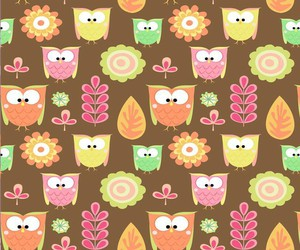 owls, buhos, and wallpaper image