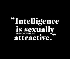 attractive and intelligence image