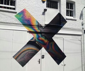 the xx, grunge, and x image