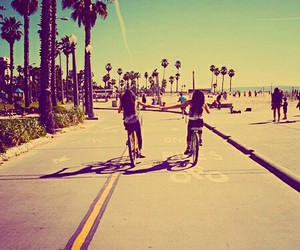 beach, teenagers, and best friends image