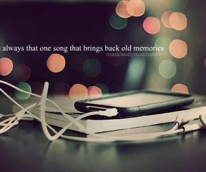 music, memories, and song image