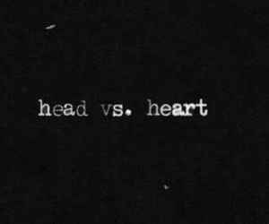 head, heart, and love image
