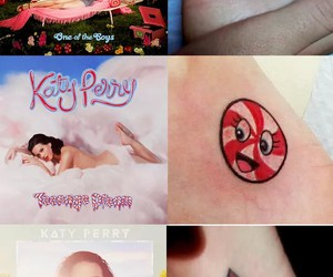 katy perry, teenage dream, and era prism image