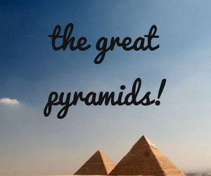 egypt, bucket list, and piramides image