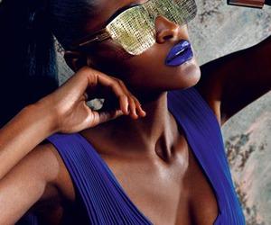 beautiful, pretty, and sunglasses image