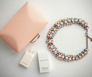 necklace, style, and chloe image