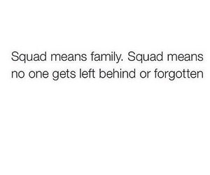 squad and loyalty image