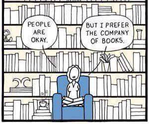 book, people, and reading image