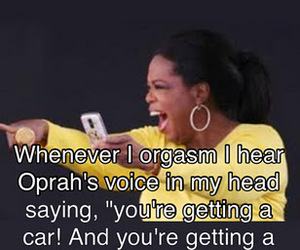 funny, oprah, and so image
