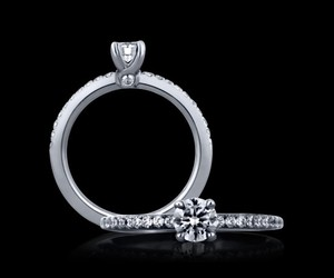 jewelry, bridal rings, and a.jaffe image